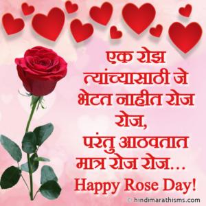 Ek Rose Tyanchyasathi