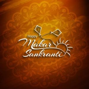 Makar Sankranti Background Image